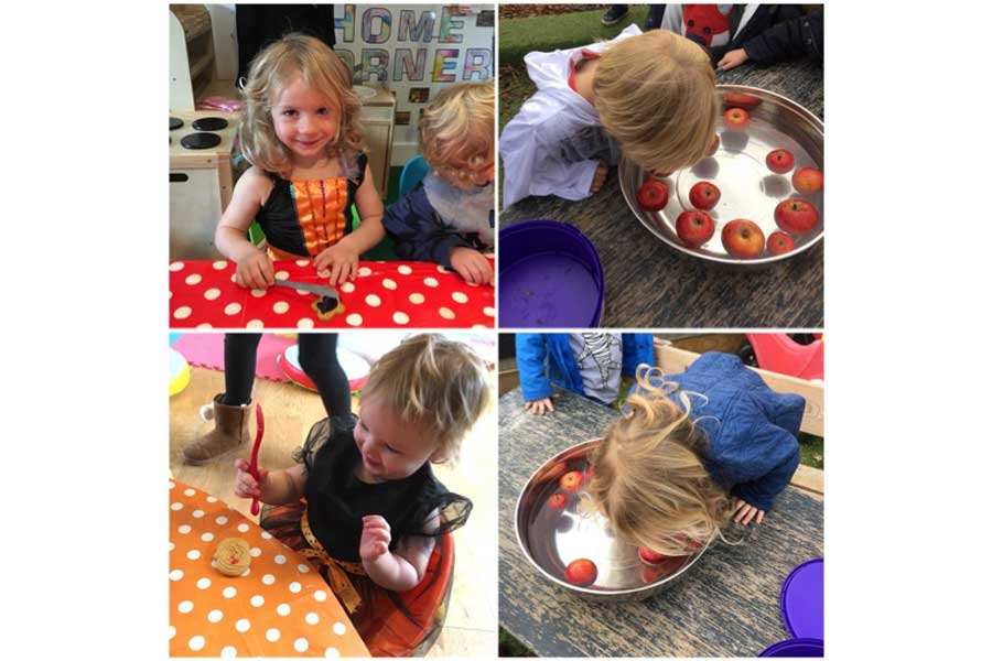 Chalkhouse Childcare - Halloween Autumn Fun